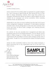 Cv Reference And Recommendation Letter