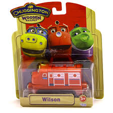 chuggington wilson wooden engine