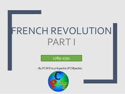 French Revolution Class 9th History