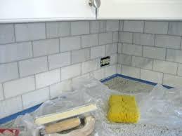 grout tile backsplash how to grout marble tile her directions make me think that i could grout tile backsplash