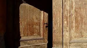 an old wooden door is stock fooe video 100 royalty free 8929027 shutterstock