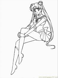 Small Picture Sailor Coliring 93 Coloring Page Free Sailor Moon Coloring Pages