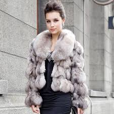 2018 winter women natural fox fur coat big fox fur collar warm fashion brand real outerwear lady clothing customized from sad 280 53 dhgate com
