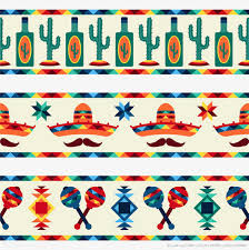 Mexican Pattern Amazing Mexican Pattern Mexican Clipart Mexico Color PNG Image And