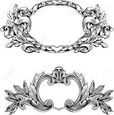 antique frame drawing. Antique Frame Drawing At GetDrawings Antique Frame Drawing F