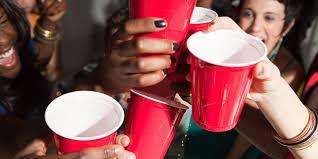 Home drunk college teen