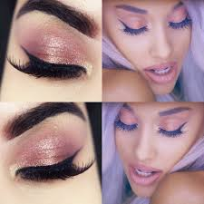cute ariana grande makeup