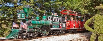 bonfante railroad train ride