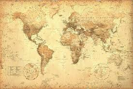 world map area rug vintage maps rugs antique style