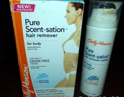 sally hansen pure scent sation hair remover for body 5 3oz
