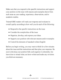 essay on skills sample essays for gre in arguments my hobbies  sample essays for gre in arguments view the slide of the argument through the microscope of
