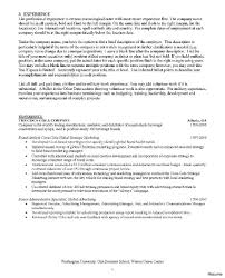 Business Resume Templates 100 Best Images Of Harvard Style Resume Template Mba Within 59