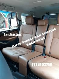 on seat armrest for 7 seater