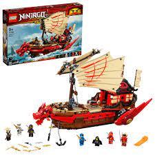 LEGO 71705 NINJAGO Legacy Ninja-Flugsegler