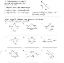 1 classifying triangles