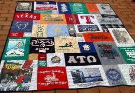 U T Tyler college/fraternity days t-shirt quilt – T-Shirt Quilts ... & Owner: Art Adamdwight.com