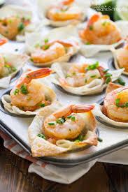 Light Tex Mex Shrimp Bites Recipe Foodblogs