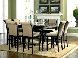 perfect 8 person round dining table homesfeed intended for regarding within decorations 17