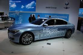 BMW Convertible bmw 7 series hybrid mpg : L.A Auto Show: 2009 BMW 7 Series Hybrid
