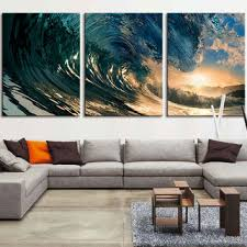 extra large wall art great wave large art canvas print big wa on wall art canvas picture print with shop ocean wave canvas art on wanelo