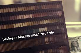 makeup with pro cards previous next view larger image