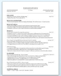 Writing A Resume With No Experience How To Make A Resume With No Job ...