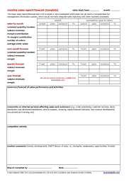 sales report example excel daily sales report template excel and monthly sales report