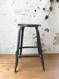 Design Workshop Stool Metal Nicolle Workshop Stool 1930s