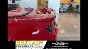 2021 Chevy Camaro Convertible Youtube