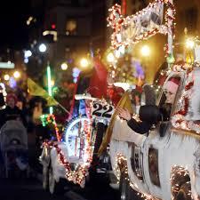 The Parade Of Lights Colorado Springs Festival Of Lights Parade In Colorado Springs Scheduled This