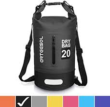 arteesol Dry Bag <b>5L</b>/<b>10L</b>/<b>20L</b>/30L Waterproof Dry Bag Rucksack with ...