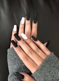 Son la mejor inversión en uñas postizas que puedas hacer, elegantes, combinan con todo, además que el sistema de uñas en gel te hará lucir unas uñas. 40 Inspiracion Artisante D Art Nail Pagina 29 De 44 Solid Color Nails Simple Nails White Acrylic Nails