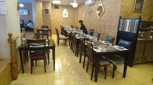 Table Seating Arrangement Picture Of Manna Land Korean Restaurant