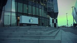 facebook office in dublin. 4k Dublin On Dusk, EU Headquarter Of Facebook Office Docklands Stock Video Footage - VideoBlocks In