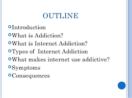 internet addiction internet addiction by selma mouloudj 2