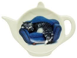 Купить <b>Подставка для чайных пакетиков Gift</b>'n'Home Кот TB-Cat ...