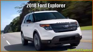2018 ford explorer. exellent 2018 ford explorer 2018  new platinum xlt sport reviews for ford explorer