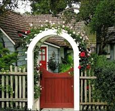 Small Picture Cool garden design with Rose Arch Interior Design Ideas AVSOORG