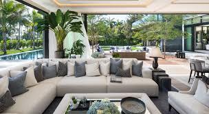 Miami Interior Design Style Defining Modern Miami Style Mansion Global