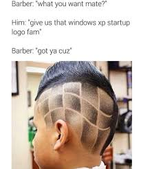 The Barber: Image Gallery | Know Your Meme via Relatably.com