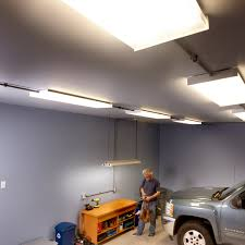Garage Ceiling Light Fixtures How To Wire A Finished Garage Family Handyman
