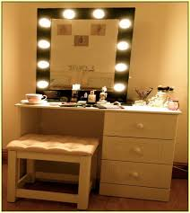 desk vanity mirror with lights. remarkable dressing table with lights around mirror 30 for home pictures desk vanity r