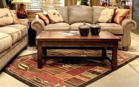 rustic area rug if you live in a cabin or other home that has an outdoor rustic area rug