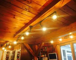 industrial track lighting. wonderful track rustic industrial track lighting commercial adjustable  light kitchen inside lighting
