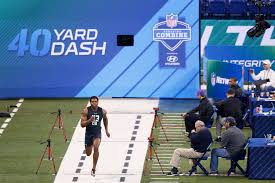 the conferences sending the most players to the nfl bine