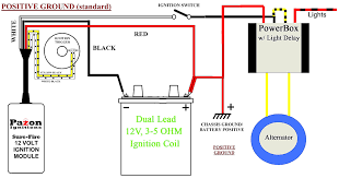 4y Electronic Distributor Wiring Diagram - Wiring Diagram And Schematics