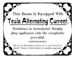 alternating current examples appliances. one more factor that supported the choice for 60 hz as standard frequency was need emerged integrate many isolated generating facilities into alternating current examples appliances