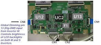 lg tv fuse. t\u0027con [tft drive pwb] with shield lg tv fuse u