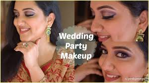 grwm indian wedding guest makeup tutorial perkymegs