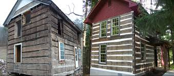 log cabin home ohio. elkview old log cabin athens ohio turn key project home